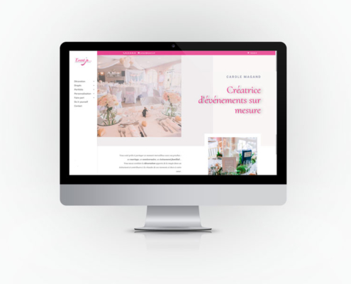 Creation site web Rennes Ille et vilaine