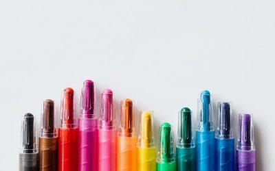 Comment choisir la bonne couleur pour votre logo ?